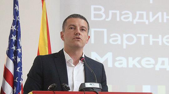 Манчевски: Советниците на премиерот ги бира самиот тој