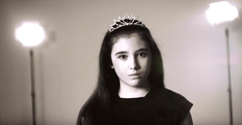 ВИДЕО: Слушнете го ангелскиот глас на Марија Спасовска, една од најталентираните млади пејачки во Македонија