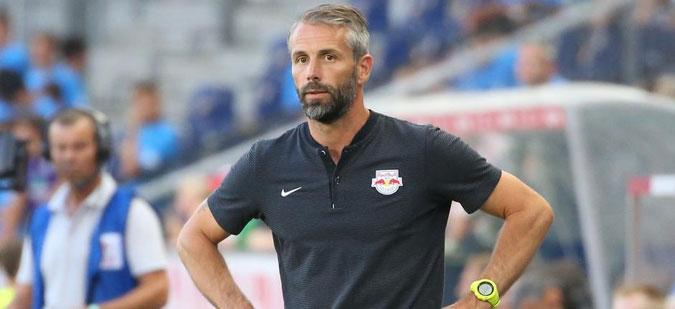 Тренерот на Салцбург: Судиите си ја признаа грешката, им простувам