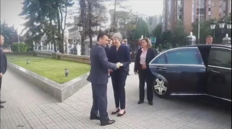 Меј во Мерцедесот, а Груевски во суд заради тоа што е набавен