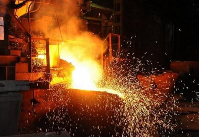 Во јули пад од 9,5 проценти на индустриското производство на месечно ниво