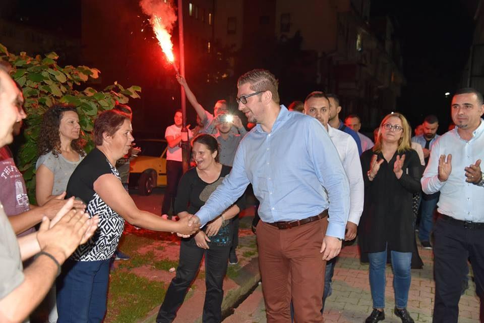 Мицкоски од Гостивар: Народот е свесен дека економското цунами и националната катастрофа има име и презиме, тоа се вика Зоран Заев