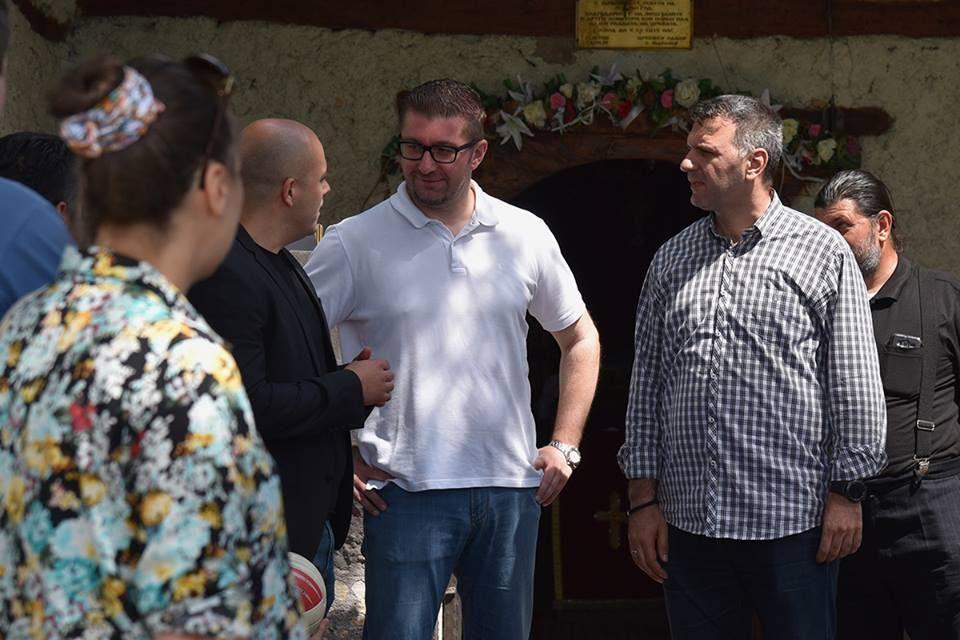 Мицкоски: Македонија ќе победи, но за тоа е потребно оваа влада да замине, на 2-ри јуни масовно да одбележиме една година јад и чемер
