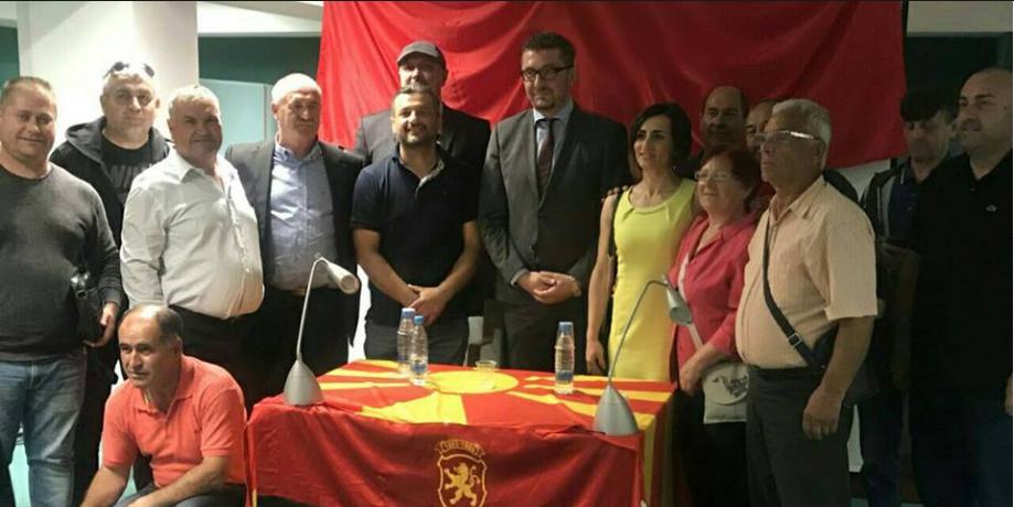 Мицкоски на средба со македонската дијаспора во Словенија: Заев и СДСМ стануваат синоним за изневерени надежи и очекувања