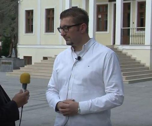 Мицкоски: Во Македонија мора да се гарантира владеење на правото, владеење на институциите и независност на судството