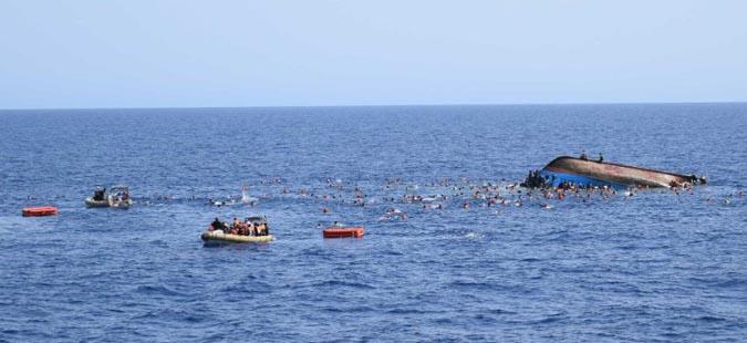 Пронајдено мртво исчезнатото дете по судирот на чамец со мигранти и брод на грчката крајбрежна служба