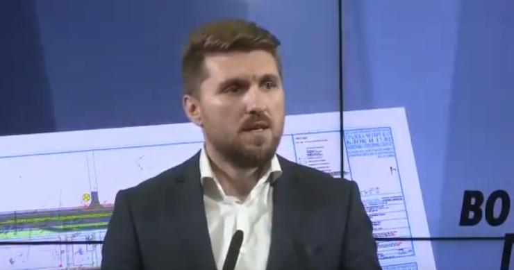 Митески: Марин е доказ за лицемерието на СДСМ, криејќи од јавноста донесоа одлука за изградба на нови згради во Аеродром