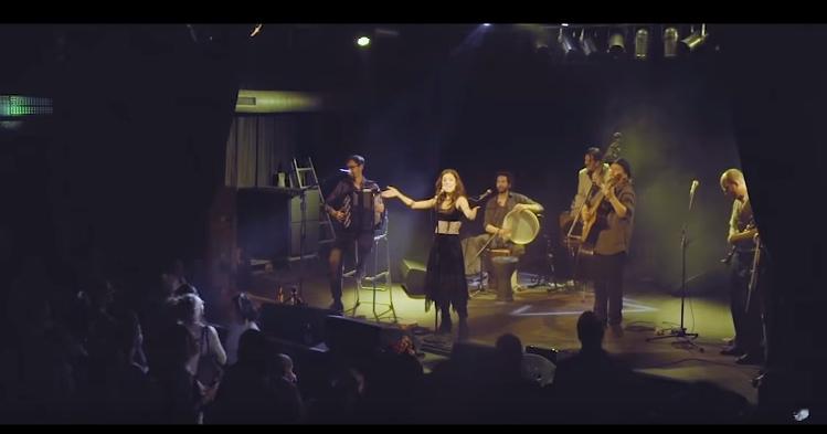 """""""Македонско девојче"""" ечеше во Минхен: Шпански оркестар со изведба каква што немате слушнато (ВИДЕО)"""