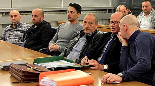 """Обвинетите од """"Монструм"""" денес на обвинителна клупа, рочишта ќе има и за """"Тарифа"""", """"Триста"""" и """"Тревник"""""""