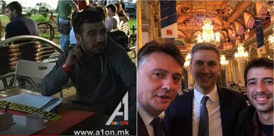Едно во опозиција, друго на власт: Наумоски беше паркобран, сега шеф на кабинет на Шилегов, по чиј налог се сечат дрва во Карпош