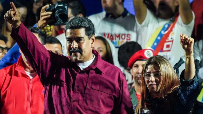 Мадуро од Англија повлекува 14 тони злато