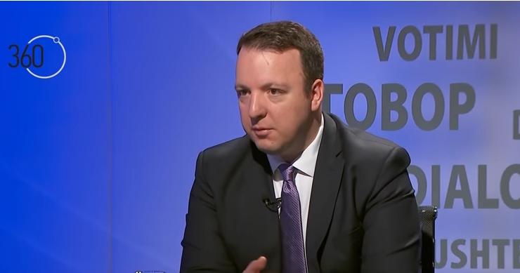 Николоски: ВМРО-ДПМНЕ нема да дозволи промена на Уставот со цел промена на уставното име
