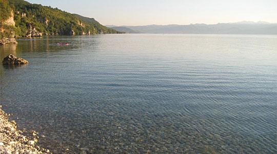 Намален водостојот на Охридското и Дојранското Езеро