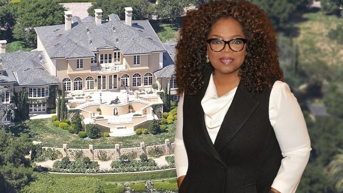Опра Винфри живее во рај од 90 милиони долари – ќе ви се заврти во глава кога ќе видите што се има во нејзината луксузна куќа