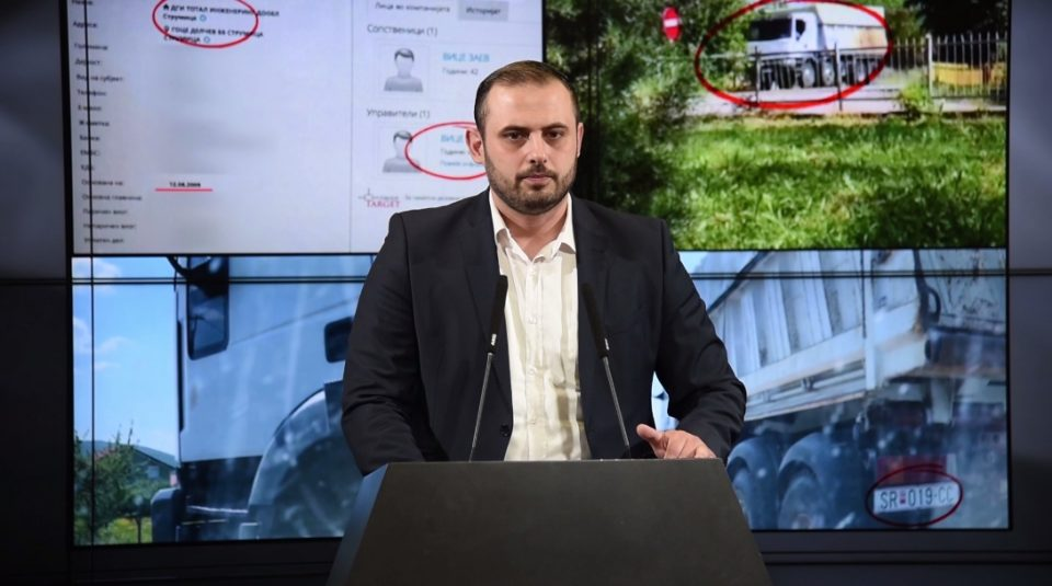 Ѓорѓиевски: Заеви да кажат чии се камионите кои транспортираат јаглен со струмички таблици, обележани со битолска фирма