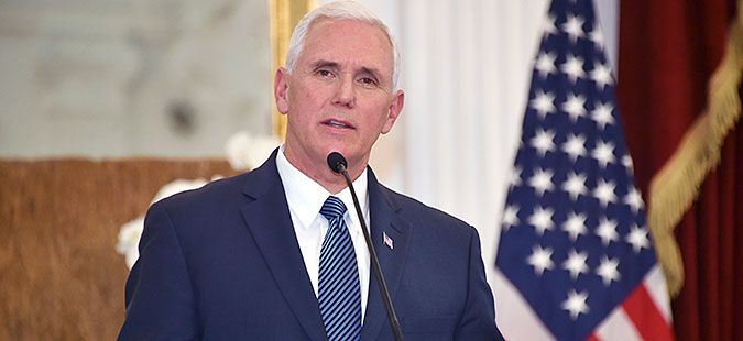 Помошник на потпретседателот Пенс позитивен на коронавирус