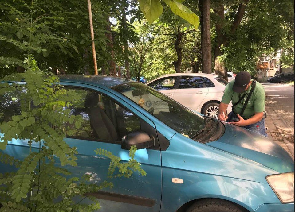 Ќе има повеќе казни: ПОЦ најавува почесто санкционирање на непрописно паркирани возила