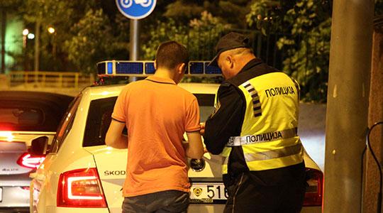 Четириесет и седум возачи во Скопје возеле со брзина поголема од дозволената