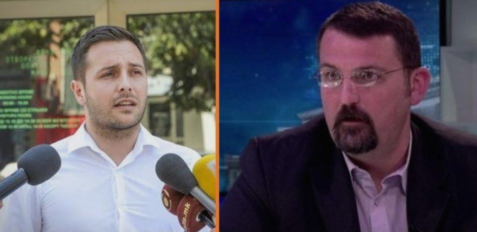 """""""Лидер"""": ВМРО-ДПМНЕ постави двајца портпароли"""