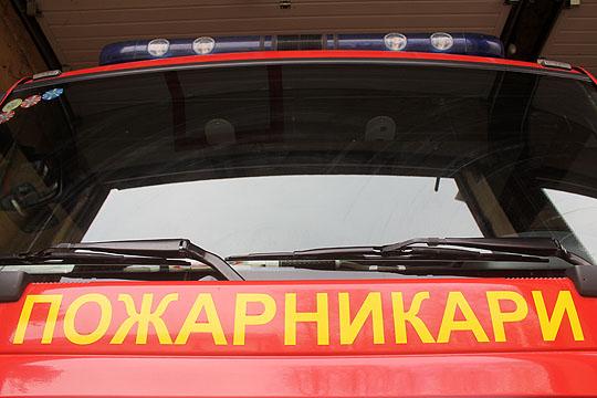 Пожар во шума во скопско