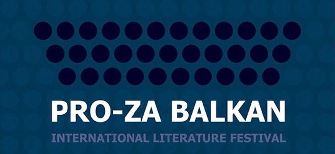 """Почнува 6. Интернационален литературен фестивал """"ПРО-ЗА Балкан"""""""