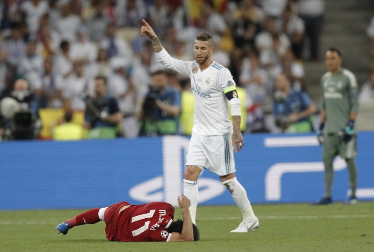 УЕФА донесе одлука за Рамос