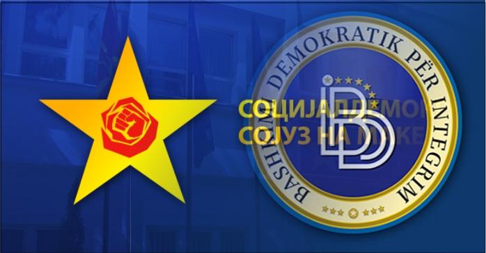 Николоски: Само во СДСМ има повеќе бандити од ДУИ
