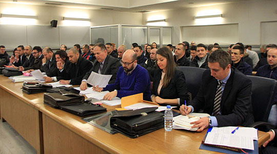 Ѓорчев сведочеше пред судот за обидот за убиство на Села на 27 април во Собранието