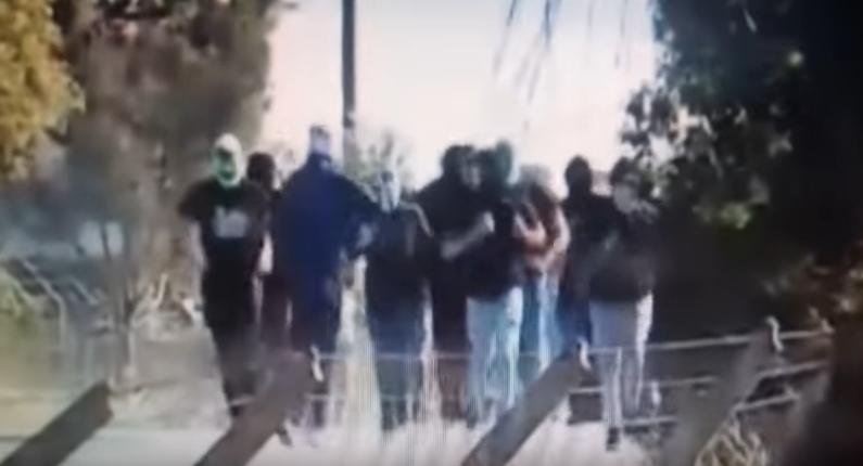 Хаос во клубот на Македонецот Ристовски: Газдата на Спортинг им наредил на хулиганите да ги претепаат фудбалерите (ВИДЕО)