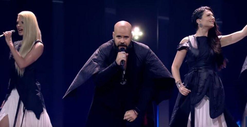 """Евровизија политички ја провоцира Србија- режисерите """"ненамерно"""" не го отсекоа овој кадар што го разбесни целиот Балкан (ВИДЕО)"""