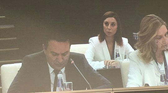 Сугарески на министерски состанок за транспортна поврзаност на Западен Балкан