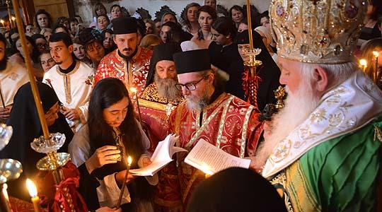 """Одбележан патронот на манастирот """"Свети Георгиј Победоносец"""" во Рајчица"""