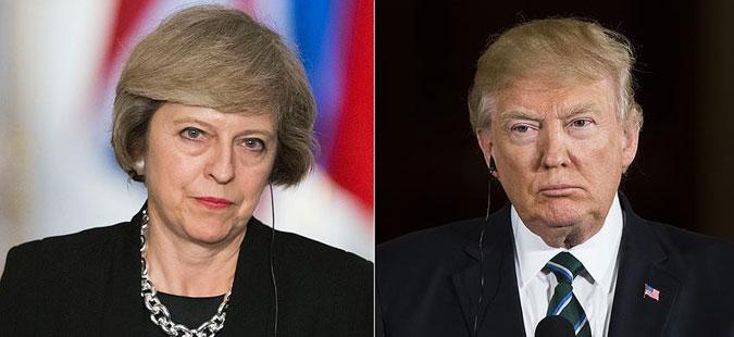 По Германија и Франција, Британија се обидува да го убеди Трамп за иранскиот договор