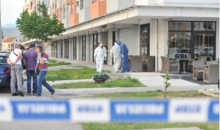Ладнокрвна ликвидација: Снименa егзекуцијата на познат сопственик на дискотека во Подгорица (ВИДЕО)