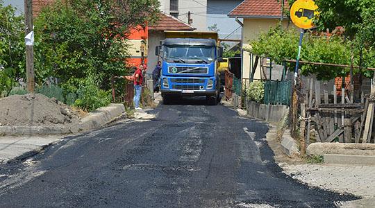 Ревитализација на повеќе улици во Кавадарци