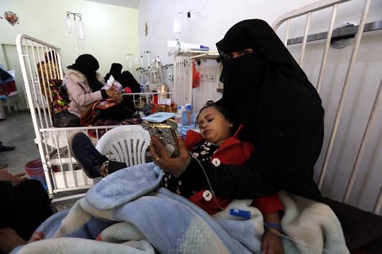 УНИЦЕФ подели пари на 1,5 милиони семејства во Јемен