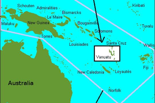 Вануату ја евакуира целата популација од еден остров
