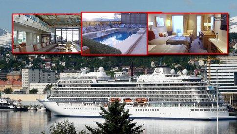 Патување околу светот со луксузен крузер: Трае 245 дена, а за ова задоволство ќе треба да одвоите најмалку 75.000 евра (ФОТО+ВИДЕО)