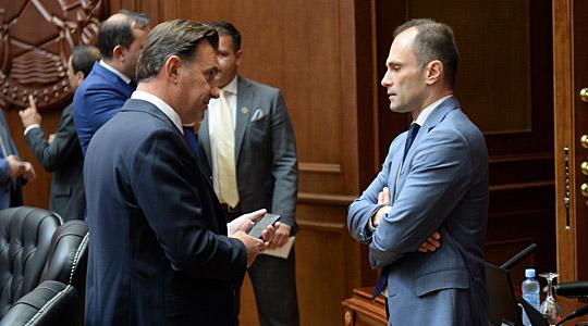 Одржана 68-та седница на Владата на Република Македонија