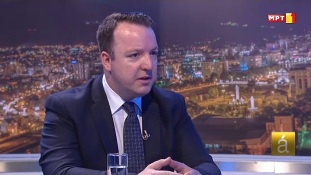 Николоски: СДСМ не се обидува да ја сокрие желбата за одмазда