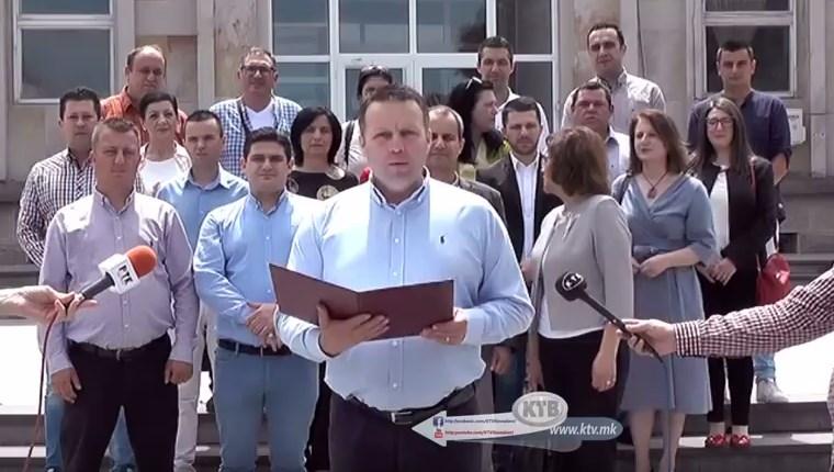 ВИДЕО: Претставен новиот ОК на ВМРО ДПМНЕ Кавадарци- склоп на млади и искусни лица