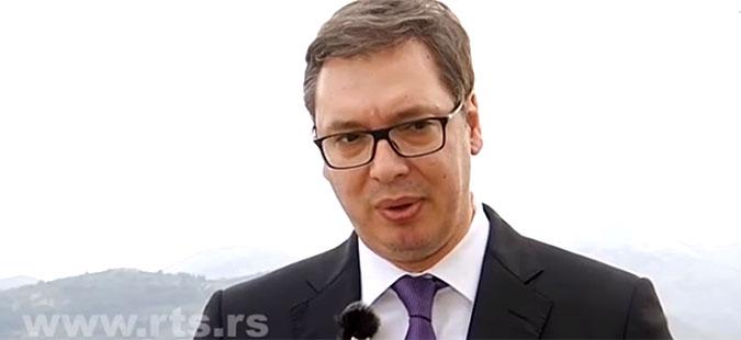 Вучиќ: Турција е важен фактор на Балканот