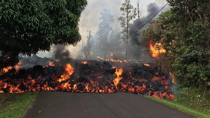 Хаваи бара помош од САД поради земјотресите и вулканските ерупции