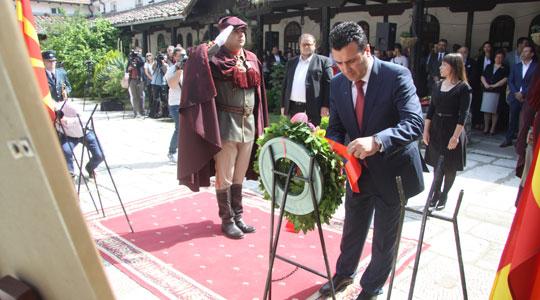 Македонија одбележува 115 години од смртта на Гоце Делчев