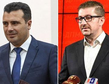 """Заев го копира Мицкоски – и тој ветува автопат до Битола, му текна по """"само"""" 3 години власт"""