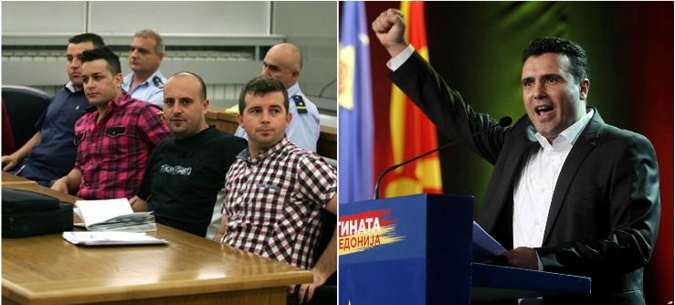 """Обвинетите од """"Монструм"""" како Заев: СЈО најави дека ќе го менува обвинението"""