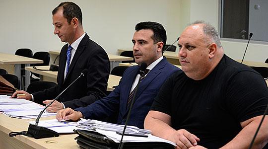 """Апелација ја потврди ослободителната пресуда за Заев во случајот """"Поткуп"""""""