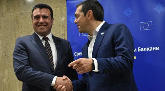 Заев и Ципрас сами бараат решение, нема поддршка од двете опозиции