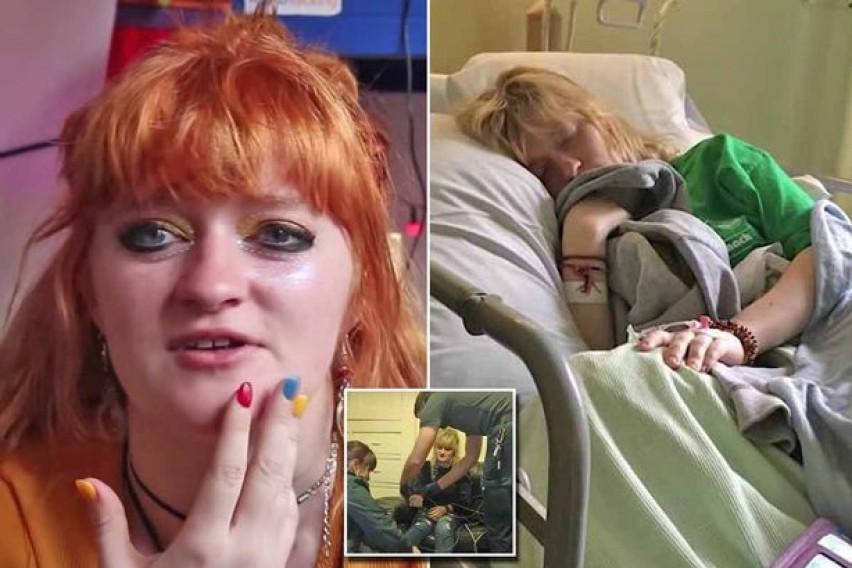 Поминала низ голгота: Мислеле дека е пијана, а таа имала седум мозочни удари (ФОТО+ВИДЕО)