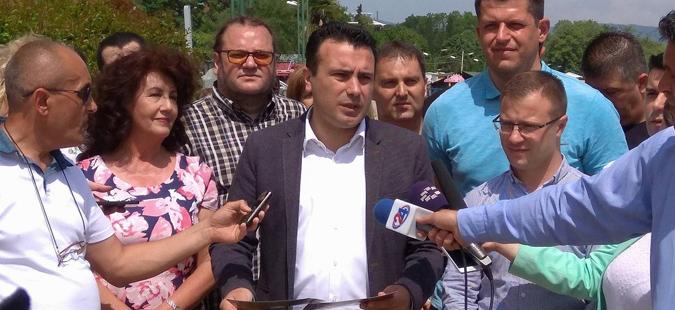 Заев очекува брзо решение за проблемот со името: Доста граѓаните не' критикуваат, време е да не' пофалат